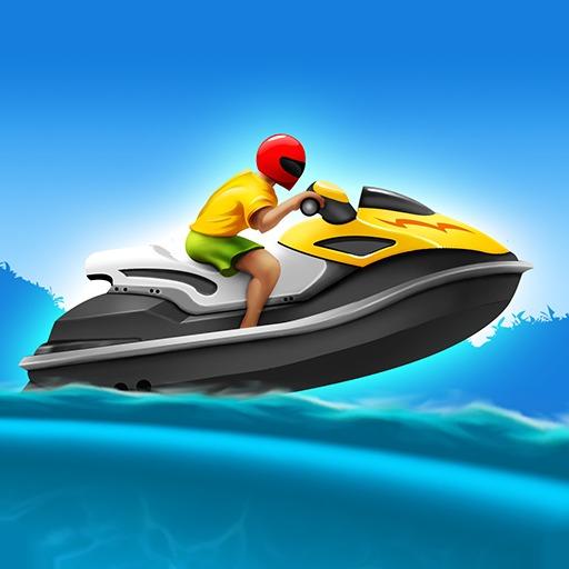 儿童赛车游戏:热带小岛破解版