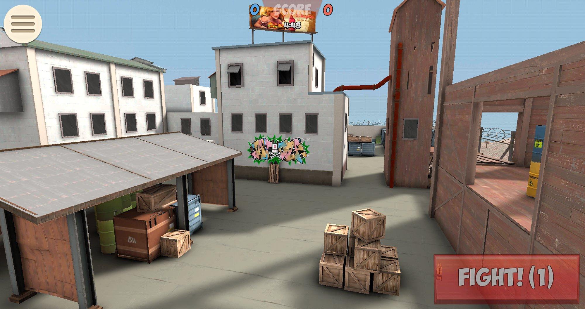 城市反恐游戏截图