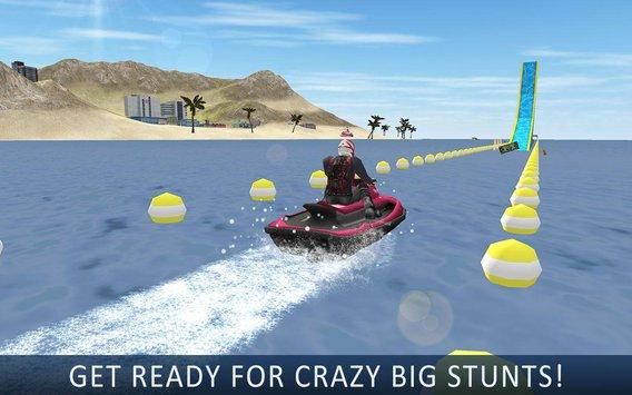 滑水水赛车:极限速度