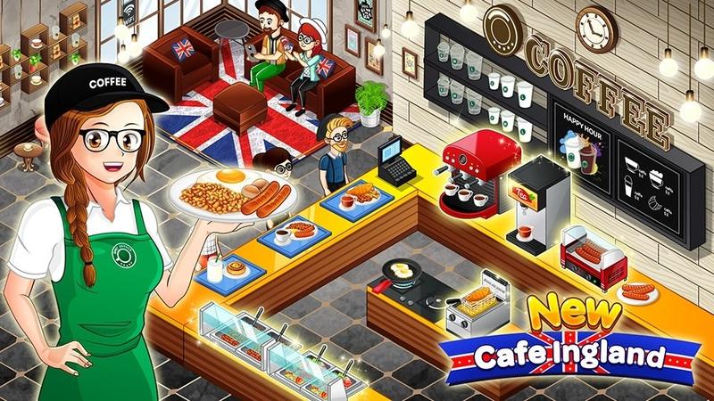 咖啡厅大作战:烹饪餐厅