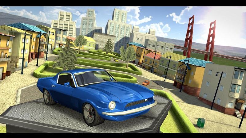 至尊汽车驾驶模拟器:旧金山