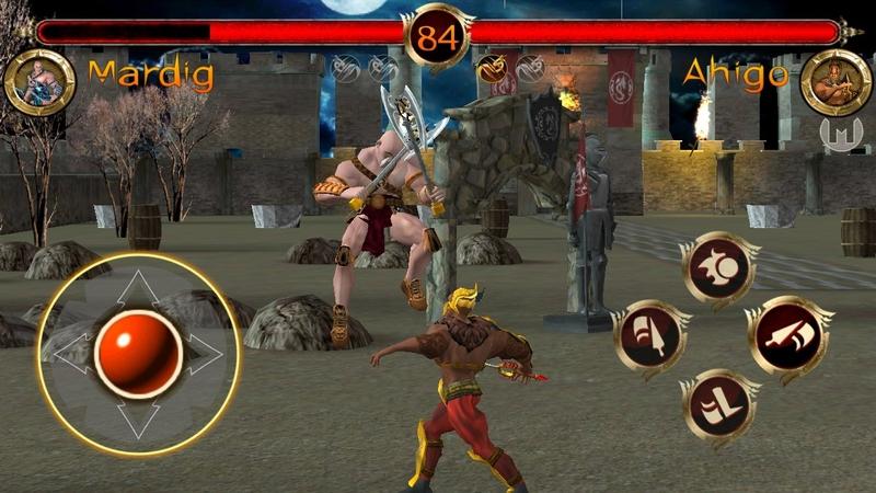 泰拉战士游戏截图