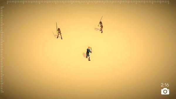 杀戮之路游戏截图