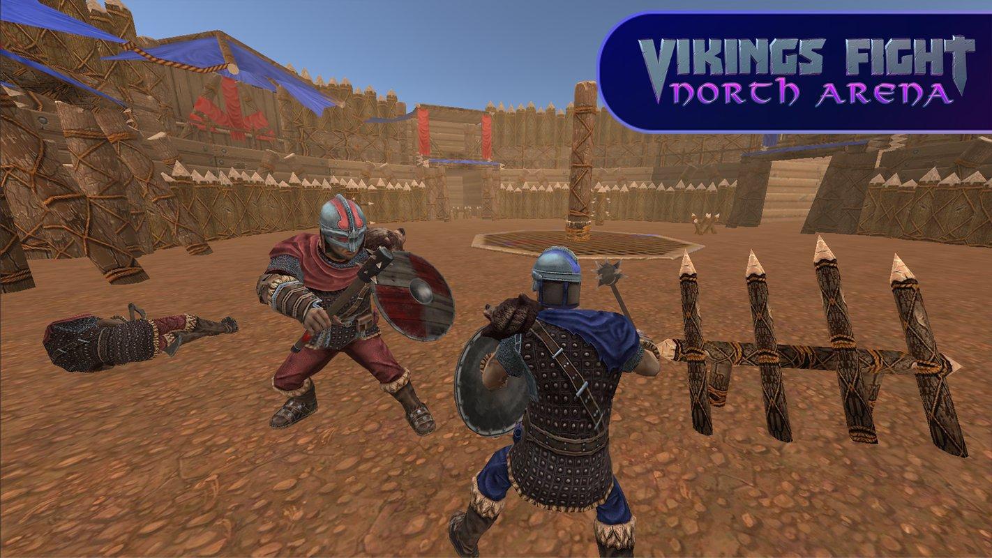 维京人之战 :场所
