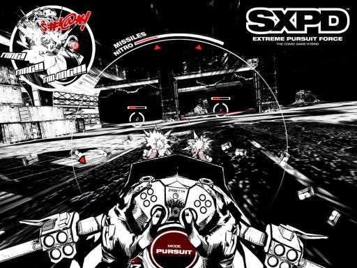 SXPD:初出茅庐
