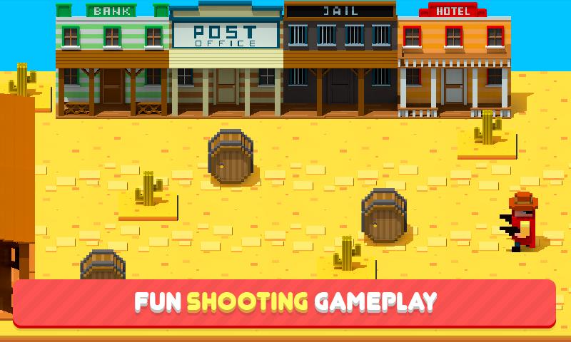 愤怒之枪游戏截图