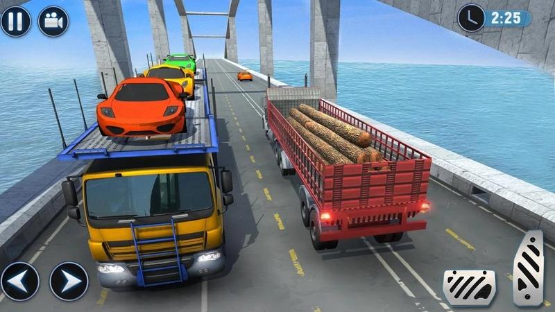 货运卡车司机