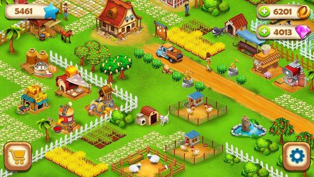 天堂岛:农场