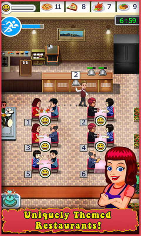 餐厅大亨游戏截图
