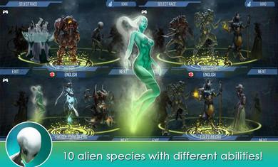 X核心:银河瘟疫