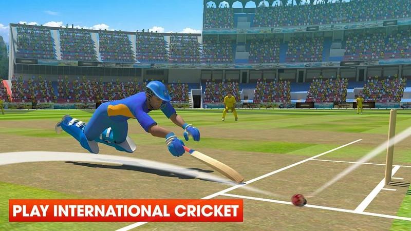 真实世界板球2018