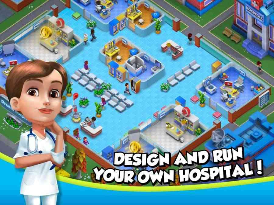 梦想医院游戏截图