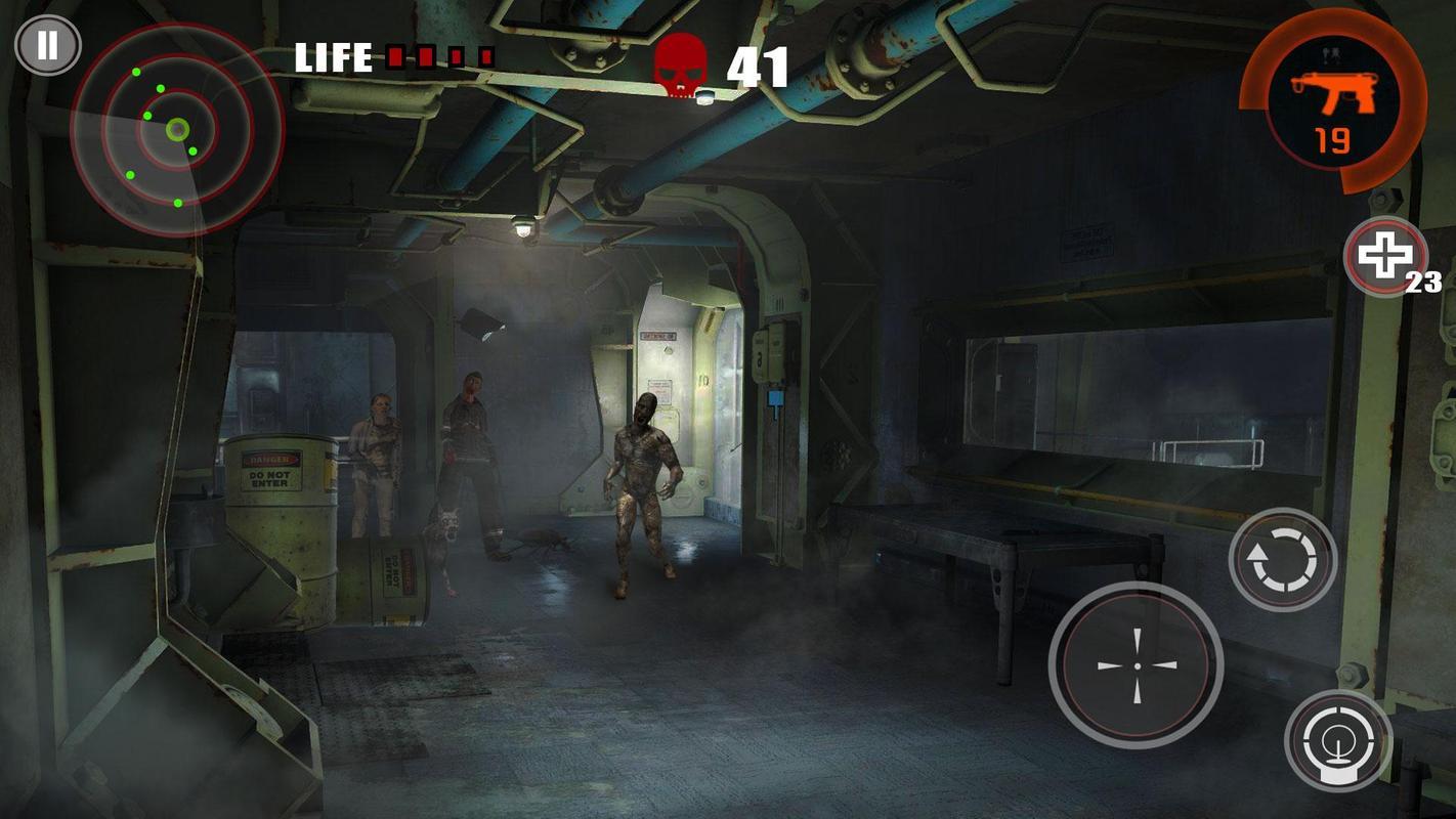 僵尸帝国游戏截图