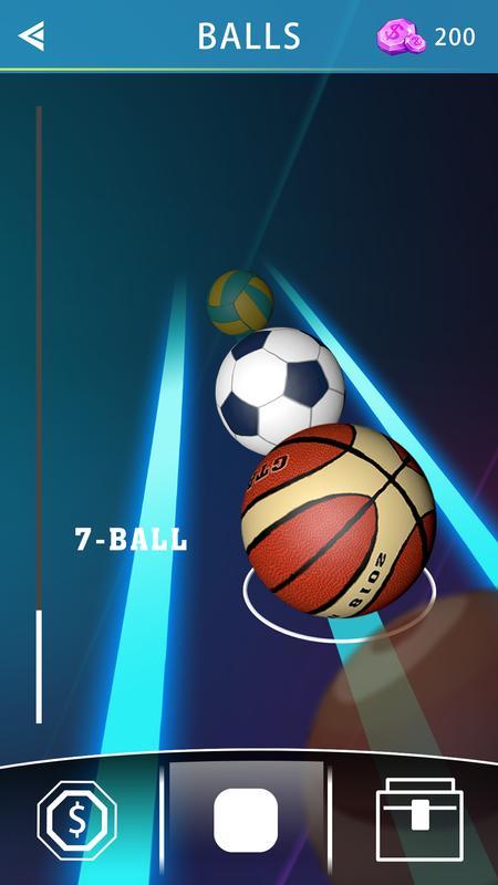 滚动的球球