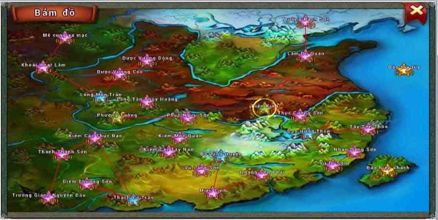离线江湖游戏截图