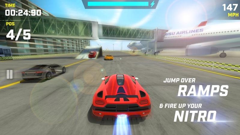 竞速极限游戏截图