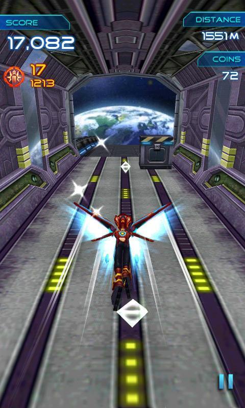 X奔跑者游戏截图