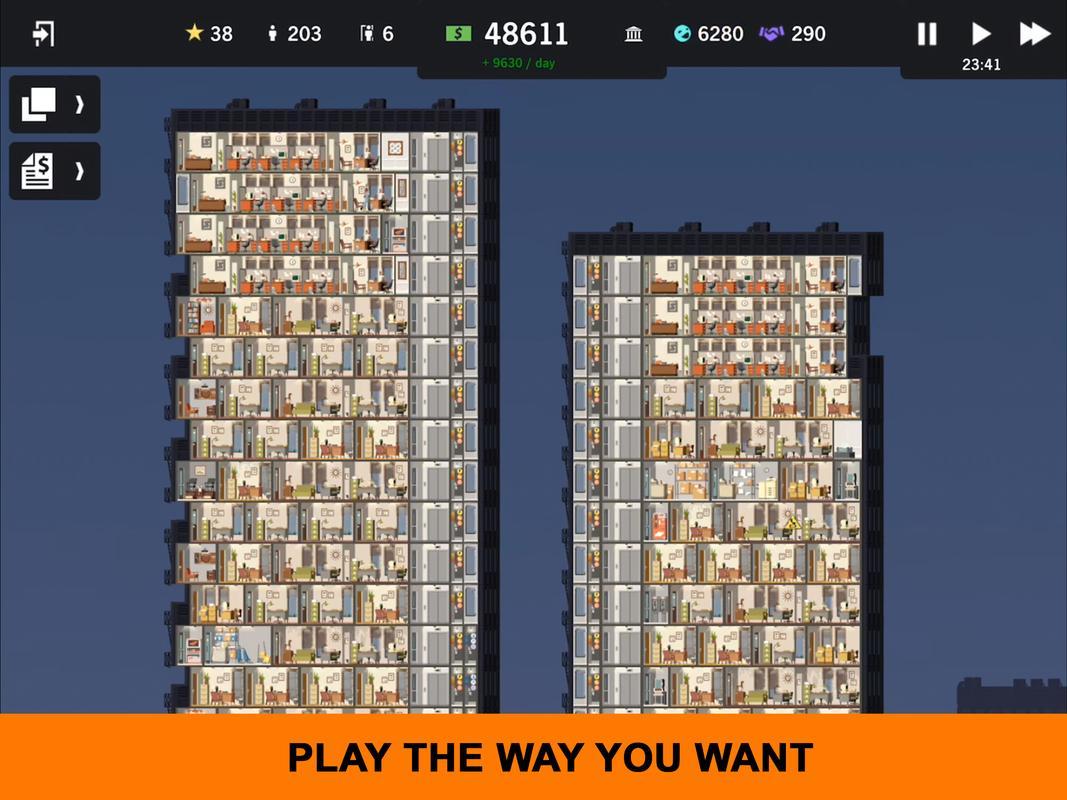 摩天计划游戏截图