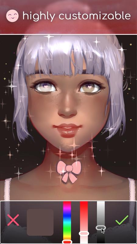 肖像制造者女生版