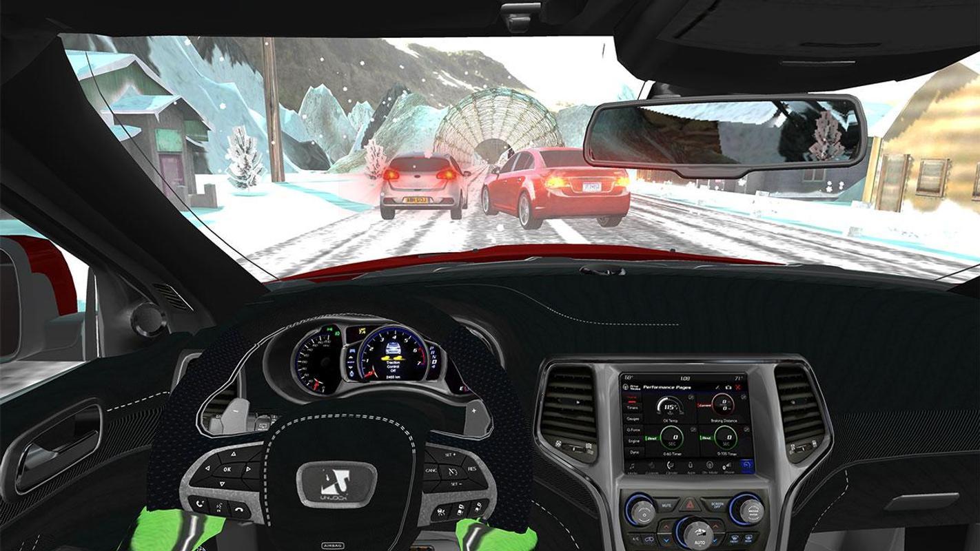 赛车狂热游戏截图