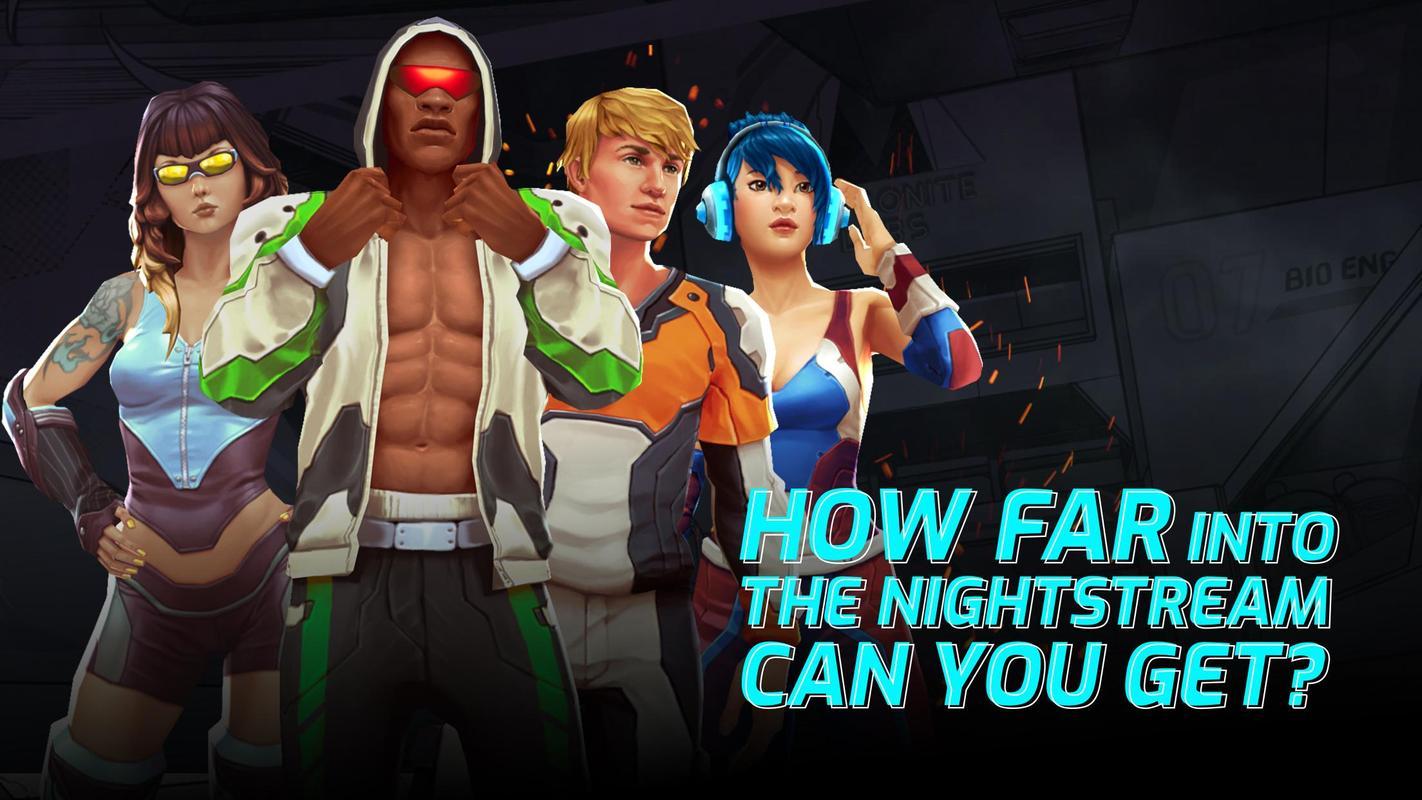 夜间活动游戏截图