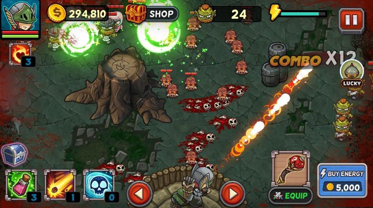 塔防王国游戏截图