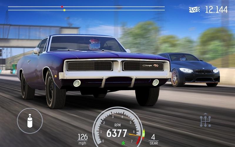 氮气赛车游戏截图