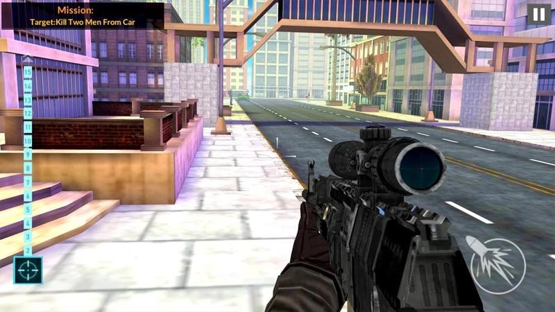 狙击手射击