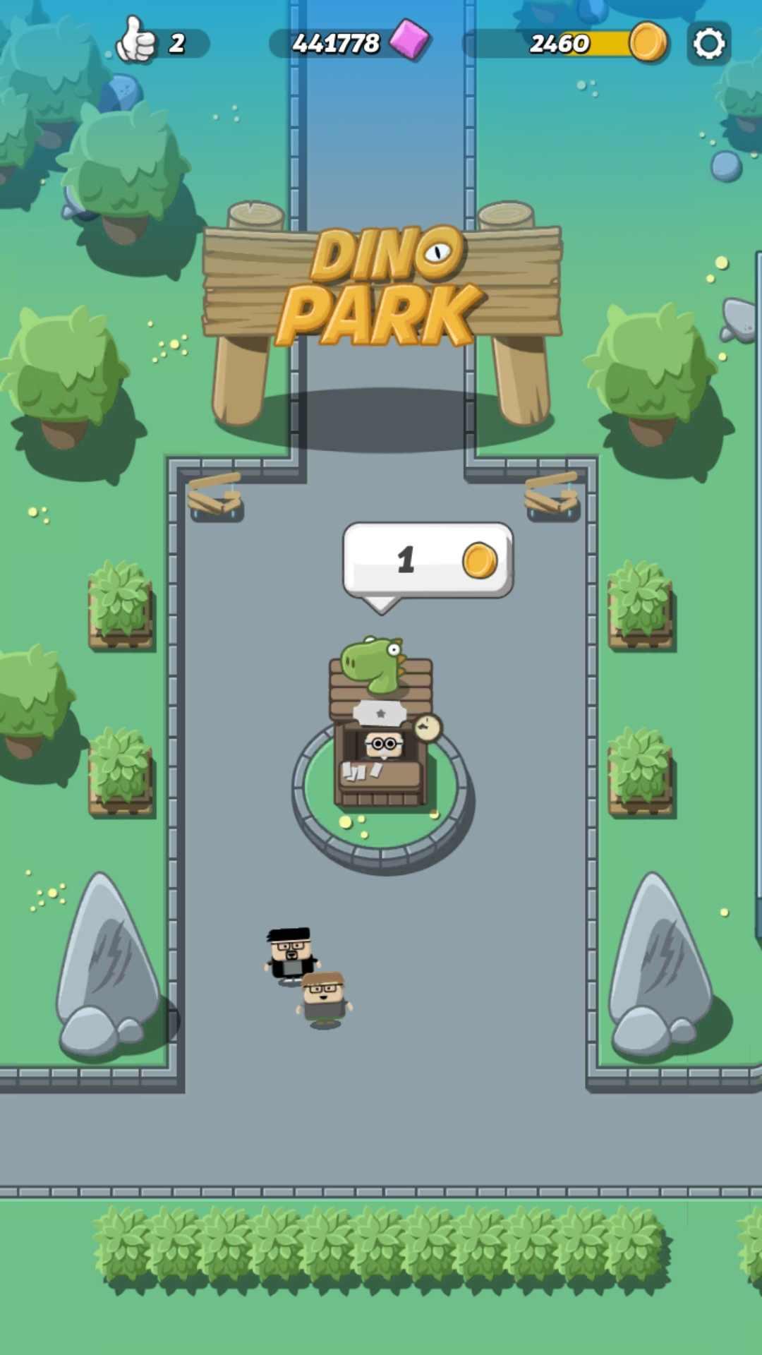 疯狂恐龙公园