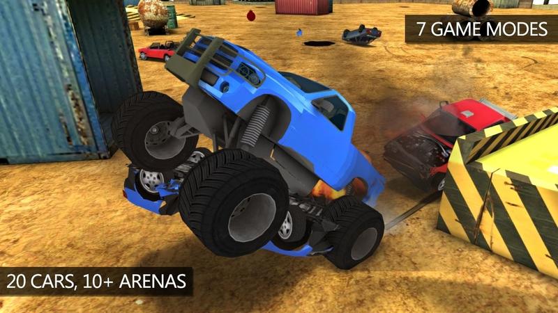 汽车碰撞3D