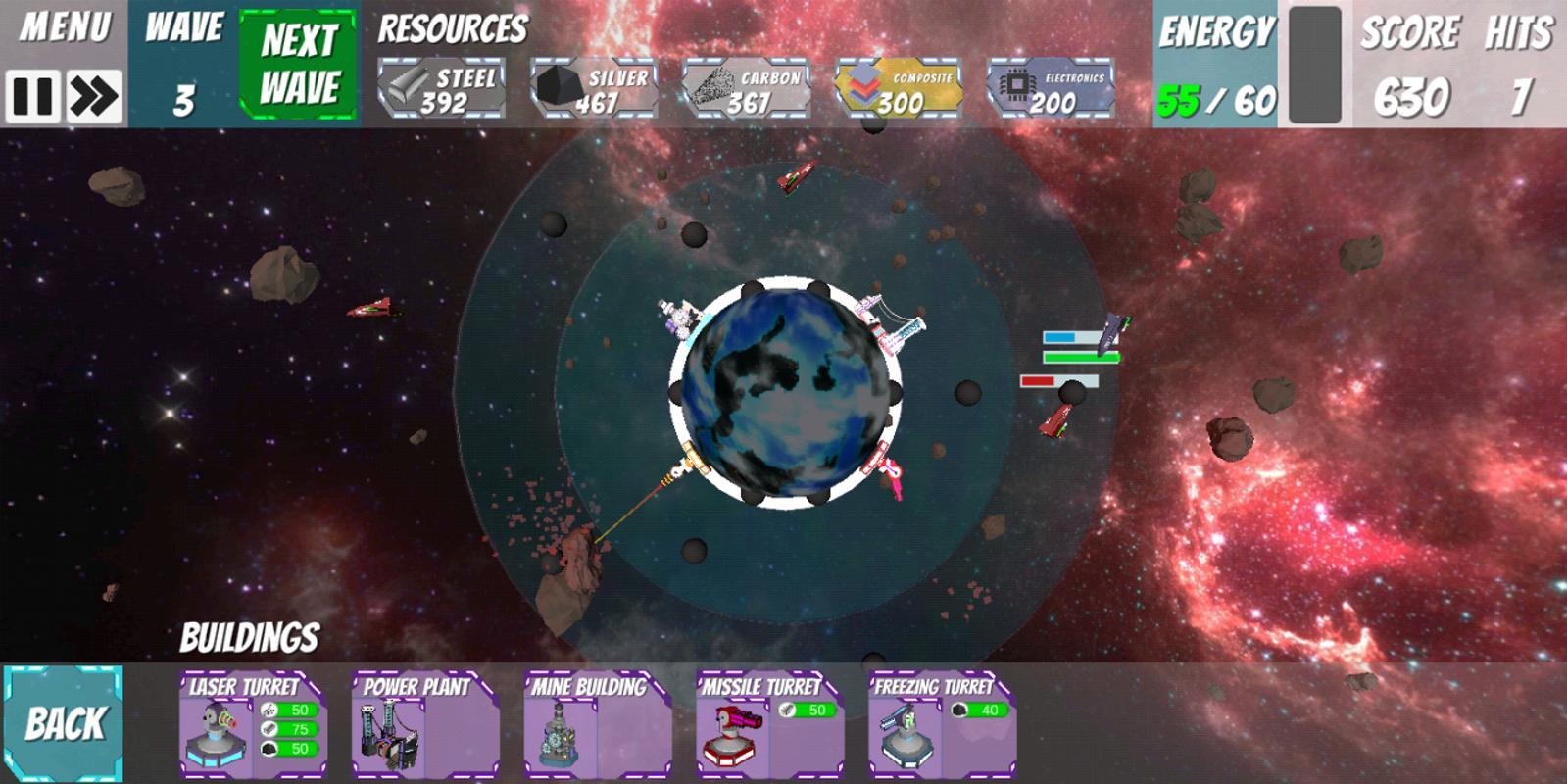 轨道危机游戏截图