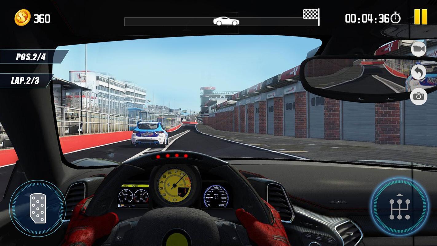 交通驾驶模拟