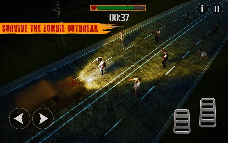 死亡猎人:FPS僵尸生存