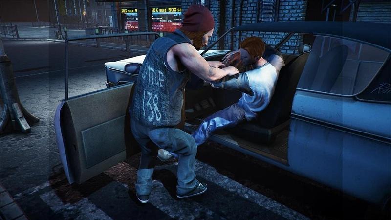 拉斯维加斯犯罪汽车盗窃:黑帮游戏
