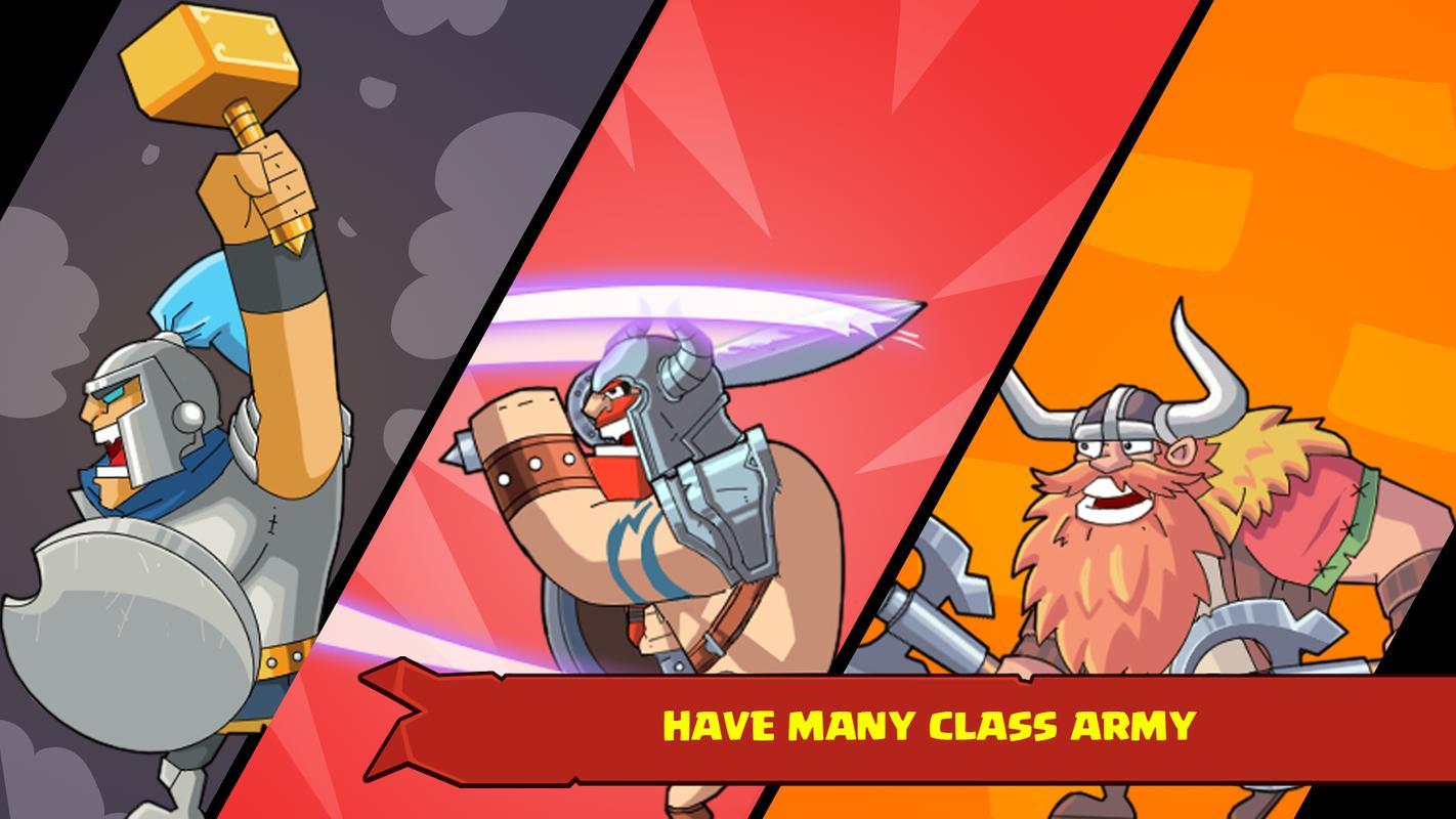 王国防御:塔防战争