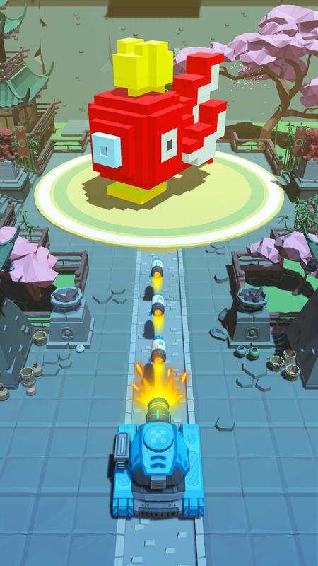 立体方块爆炸