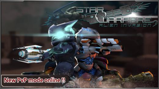 星际战争:外星人入侵
