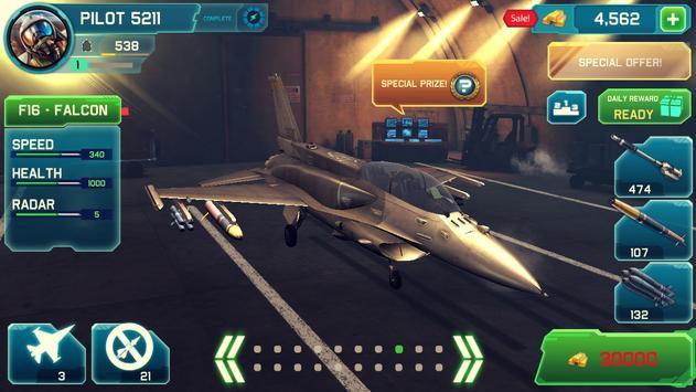 王牌斗士:现代空战