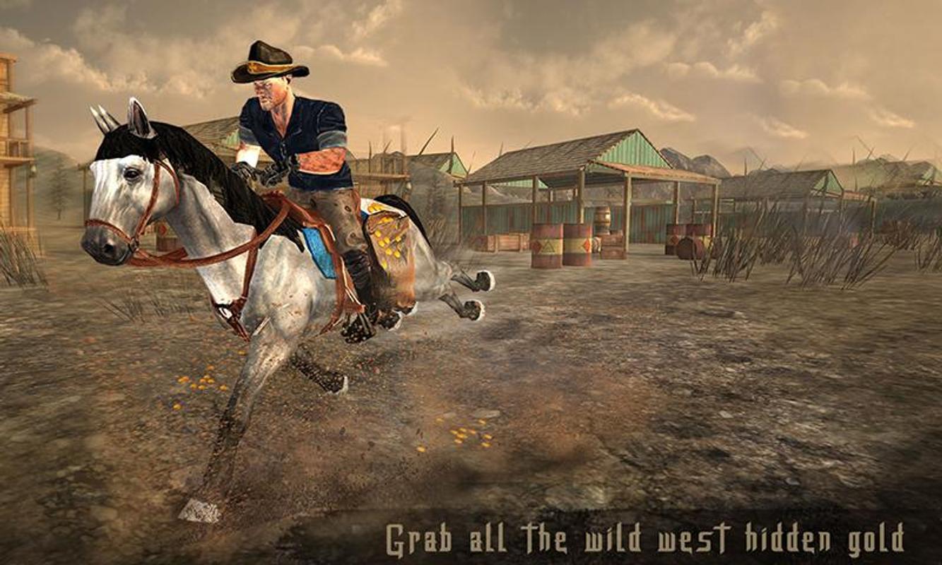 西部枪手游戏截图