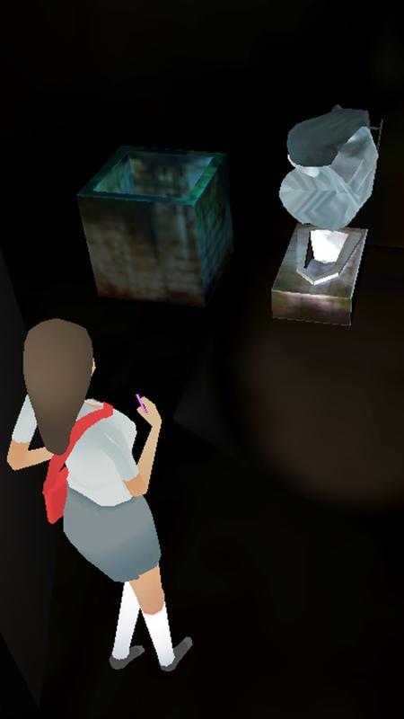 靛蓝女孩游戏截图