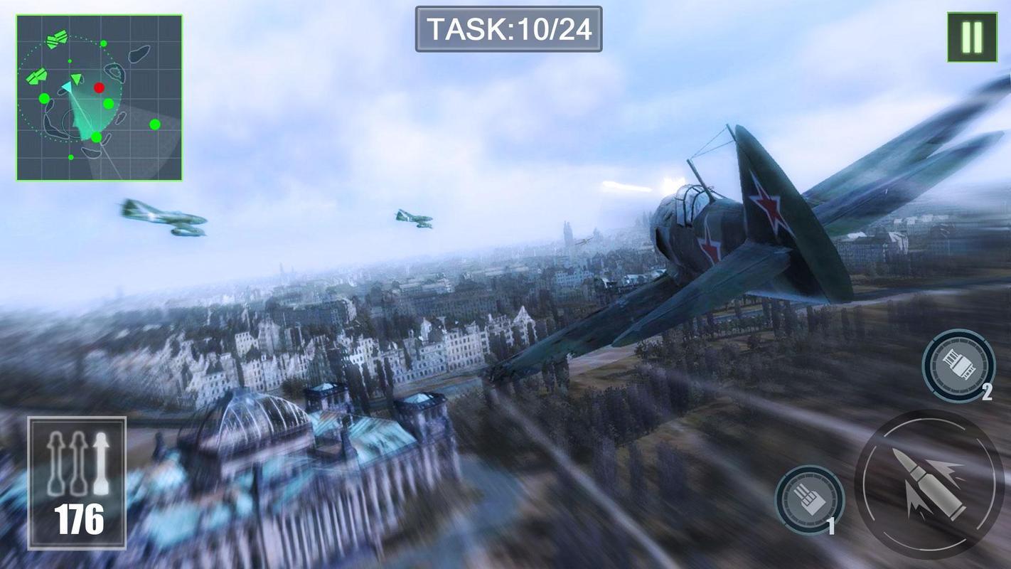 雷霆空战模拟