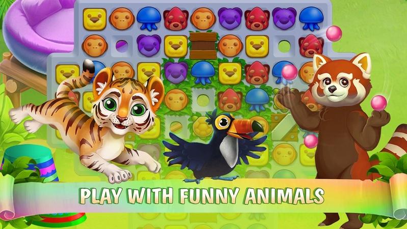 动物园岛游戏截图