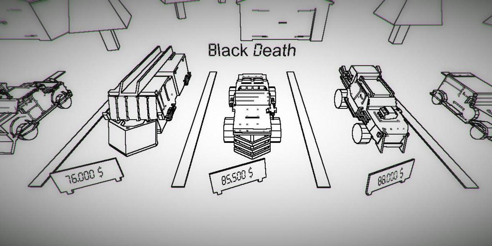 黑色边缘:通缉