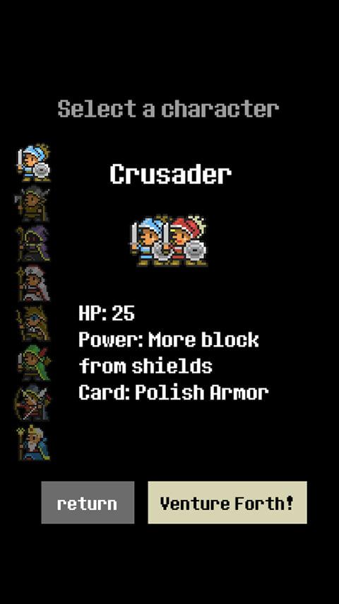 卡牌十字军