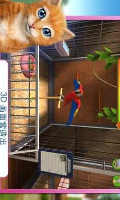 宠物世界3D:我的动物救援