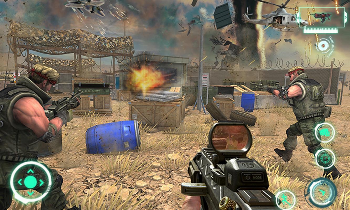 执行或死亡:现代射击战争