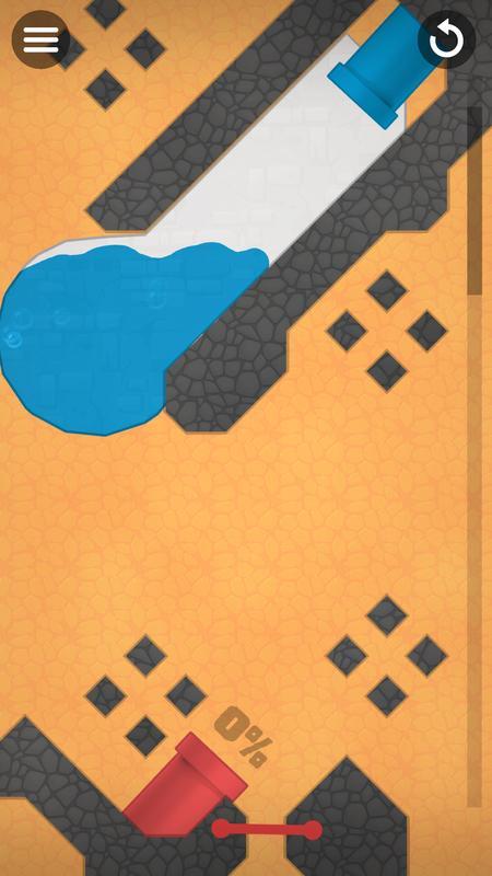 水的洞穴游戏截图