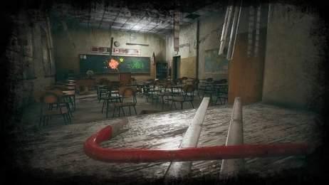 被诅咒的学校逃生