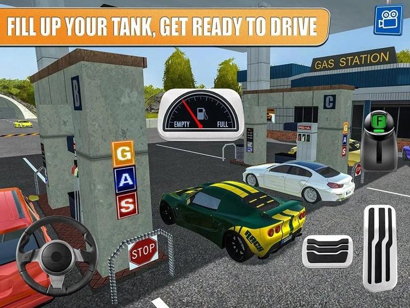 加油站2:公路服务
