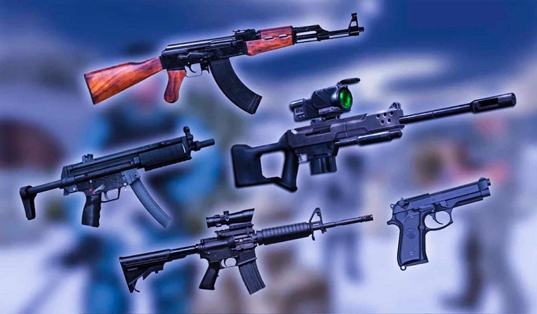 反恐怖狙击手射击3D